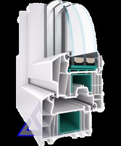 Купить окно шестикамерное окно WDS 6s