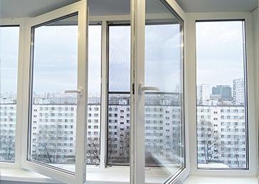 Заказать окна Рехау в Днепре